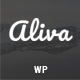 Aliva - Multipurpose WordPress Theme