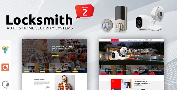 Locksmith - Auto & Home Security Systems