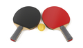 Table tennis rackets and a ball - PhotoDune Item for Sale