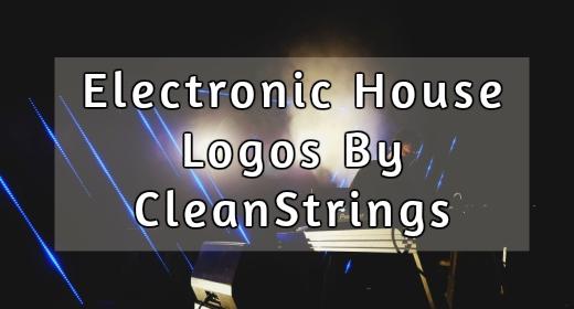 Electronic House Logos