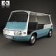 Fiat 600 Multipla Marinella 1958