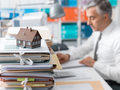 Real estate, mortgage loans and paperwork - PhotoDune Item for Sale