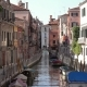 Multi-colored Houses on Canal in Venice, Italy - VideoHive Item for Sale