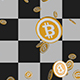 Falling Bitcoins - Alpha - Two Sizes - VideoHive Item for Sale