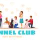 Kennel Club Vector Illustration