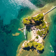 Aerial view of Cameo Island in Zakynthos (Zante) island, in Gree - PhotoDune Item for Sale