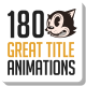 180 Great Title Animations - VideoHive Item for Sale