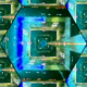 VJ Loop Factory Microchip Hexagons - VideoHive Item for Sale