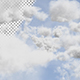 Clouds - Flying Through - Alpha Channel - VideoHive Item for Sale
