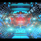 Abstract Hall VJ - VideoHive Item for Sale