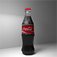 Coca-cola bottle - 3DOcean Item for Sale
