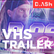 VHS Retro Trailer. - VideoHive Item for Sale