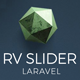 RvSlider - Laravel simple slider manager