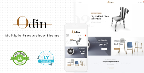 Leo Odin - Premium Prestashop 1.7 theme for Furniture| Interior| Decoration| Home decor - PrestaShop eCommerce