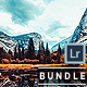 Nature Lightroom Presets Bundle - GraphicRiver Item for Sale