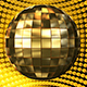 Gold Disco Ball 5 in 1 - VideoHive Item for Sale