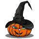 Evil Pumpkin in a Hat - GraphicRiver Item for Sale