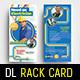Electrician Rack Card Template