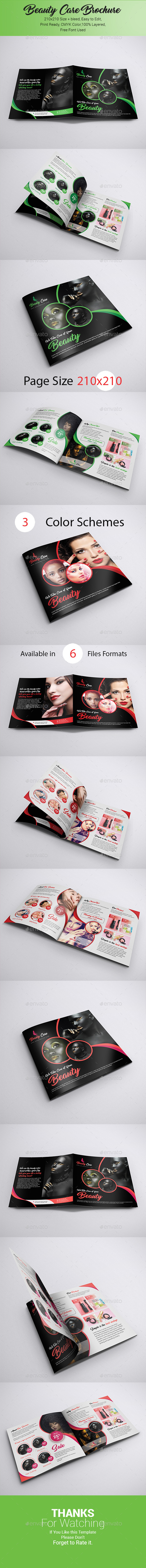 Beauty Brochure - Corporate Brochures