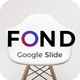 Fond Google Slides - GraphicRiver Item for Sale