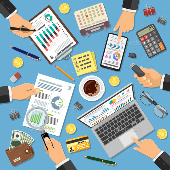 Workplace Auditing Tax Process Accounting - Concepts Business