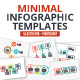 Minimal infographics pack - GraphicRiver Item for Sale