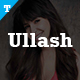 Ullash-Responsive Creative Template - ThemeForest Item for Sale