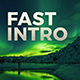 Fast Intro - VideoHive Item for Sale