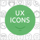 UX Workflow - Icons - GraphicRiver Item for Sale