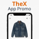 TheX - App Presentation Kit - VideoHive Item for Sale