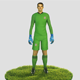 Manuel Neuer goalkeeper football player
