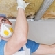 Contractor Insulating Ceiling - PhotoDune Item for Sale