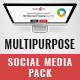Multipurpose Social Media Pack