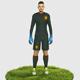 De Gea goalkeeper football player