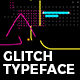 Glitch: An Animated Digital Typeface - VideoHive Item for Sale
