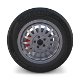 Generic Alloy Wheel and Brake - 3DOcean Item for Sale