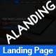 ALanding - Responsive Multipurpose Landing Page Template - ThemeForest Item for Sale