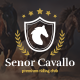 Senor Cavallo - Horse Riding Club, Stables & Equestrian Sport WordPress Theme - ThemeForest Item for Sale