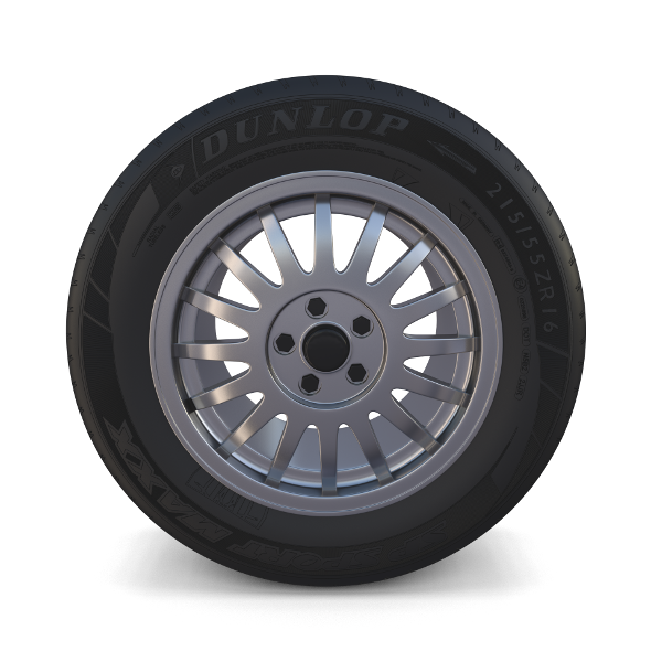 Generic Alloy Wheel - 3DOcean Item for Sale