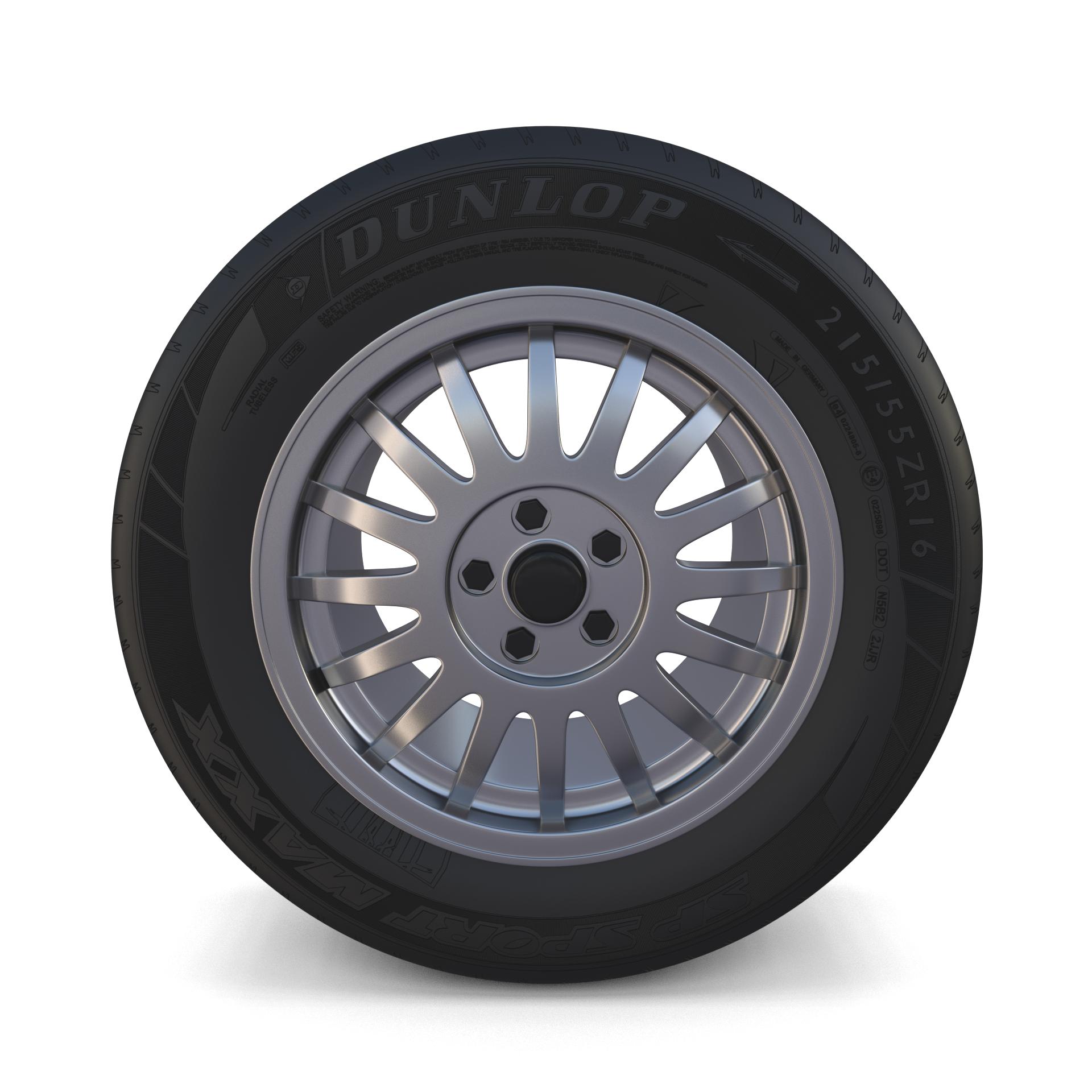 Generic Alloy Wheel