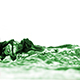 Waves Green Water - VideoHive Item for Sale
