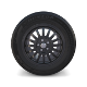 Generic Dark Alloy Wheel - 3DOcean Item for Sale