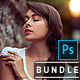 Stylish Photoshop Actions Bundle - GraphicRiver Item for Sale