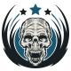 Devil Skull Logo