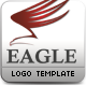 Eagle Air Logo Template  - GraphicRiver Item for Sale