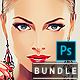 Skin Photoshop Actions Bundle - GraphicRiver Item for Sale