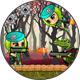 Warrior Girl Adventure – Eclipse and Android Studio Project –Admob –share & reviews Buttons