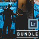Cinematic Stylish Lightroom Presets Bundle - GraphicRiver Item for Sale