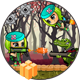 Warrior Girl Adventure – BBDOC - Eclipse and Android Studio Project –Admob –share & reviews Buttons