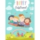 Kids Flying on a Swing - GraphicRiver Item for Sale